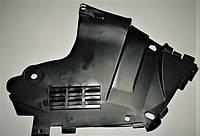Защита переднего бампера Логан ф2 правая (с 2008) GROG Корея