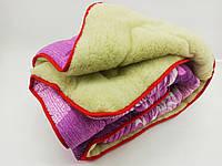 Ковдра - штучна шерсть, двоспальне (полікотон)