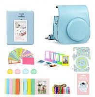 Набор для Камеры Fujifilm Instax Mini 11 Чехол, Линзы, Рамки, Наклейки, Альбом от CAIUL