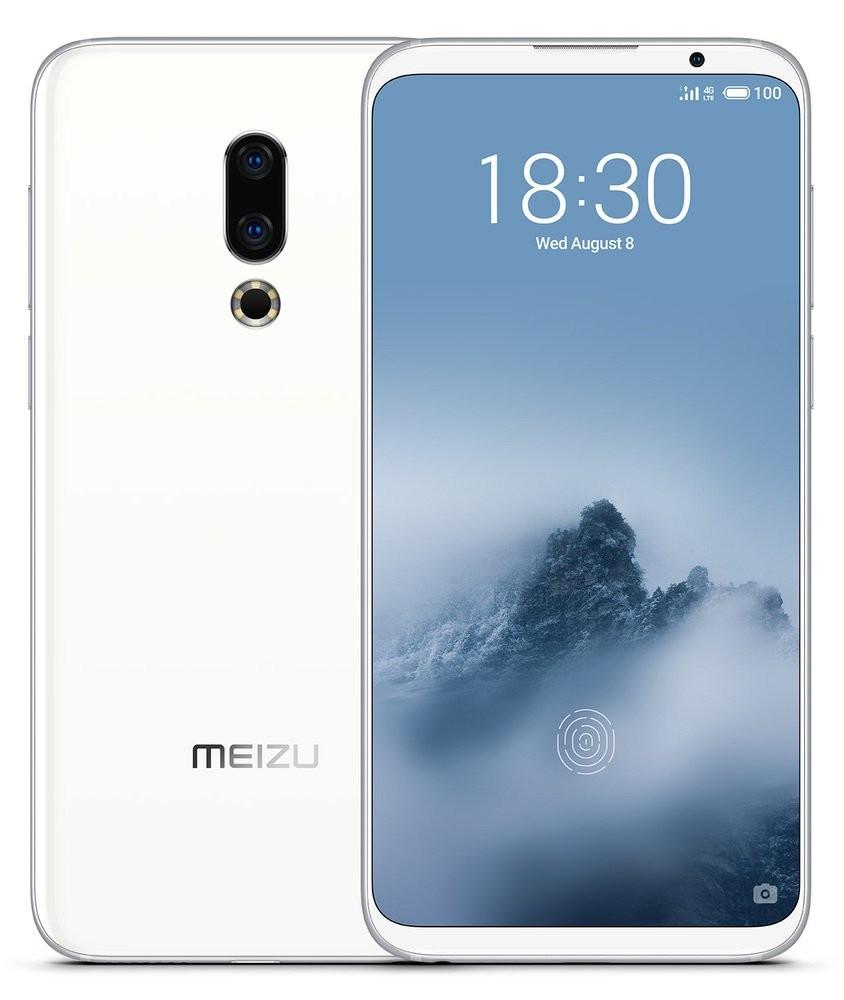 Смартфон Meizu 16th 6/64GB White (Global Version)