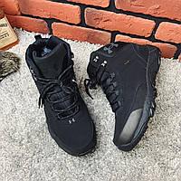 Ботинки Under Armour Storm  16-149  [43.44]. Мужские кожаные кроссовки. Мужская зимняя обувь