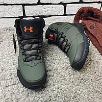 Ботинки Under Armour Storm  16-019  [ 41 ]. Мужские кожаные кроссовки. Мужская зимняя обувь
