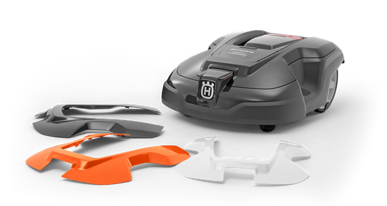 Верхняя крышка Husqvarna оранжевая P15