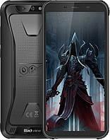 Защищенный телефон  Blackview BV5500 Plus 3/32GB Black противоударный водонепроницаемый смартфон