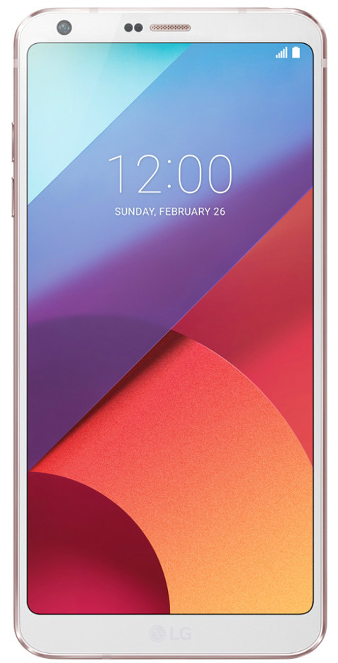 Смартфон LG G6 G600 4/32Gb White (G600L) Refurbished