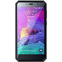 Защищенный телефон  Nomu m6 2/16 black противоударный водонепроницаемый смартфон