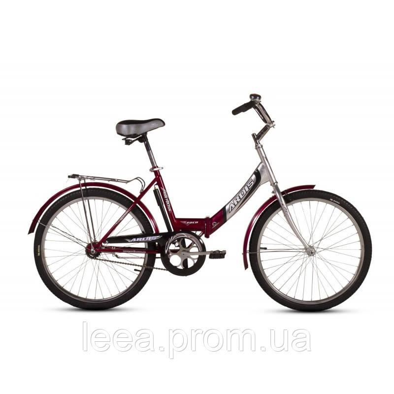 """Городской велосипед ARDIS Victory 24 (скорость:18"""") рама: 15"""""""