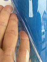 Пленка ПВХ текстильная 70мкм.150см*223м(334 м2) Прозрачная. Для пошива косметичек, чехлов. (Силикон)
