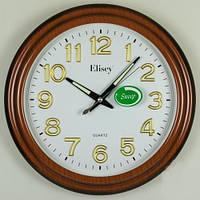 Кабинетные настенные часы  34х5 см