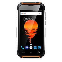 Защищенный телефон  Geotel G1 Terminator 2/16Gb Orange противоударный водонепроницаемый смартфон