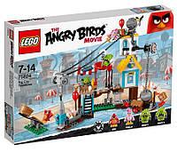 Lego Angry Birds Разгром Свинограда 75824, фото 1