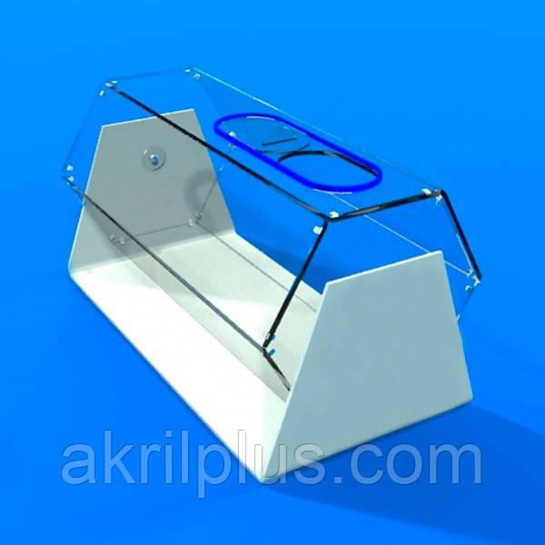 Лототрон для промоакций на 20 литров с цветной основой