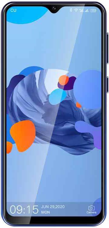 Смартфон Oukitel C19 2/16Gb Blue