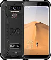 Защищенный телефон  Oukitel WP5 4/32Gb Black-Red противоударный водонепроницаемый смартфон