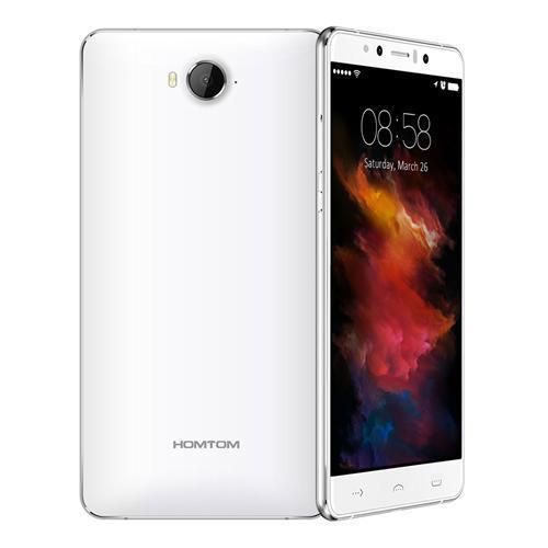 Смартфон Homtom HT10 4/32Gb White