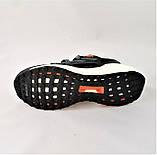 Кроссовки Adidas Energy Boost Чёрные Мужские Адидас  Видео Обзор, фото 4