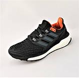 Кроссовки Adidas Energy Boost Чёрные Мужские Адидас  Видео Обзор, фото 10