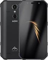 Защищенный телефон  AGM A9 4/32Gb Black противоударный водонепроницаемый смартфон