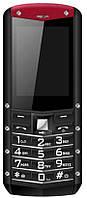 Захищений протиударний кнопковий телефон AGM M2 silver