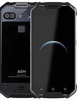 Защищенный телефон  AGM X2 6/64Gb Black Glass противоударный водонепроницаемый смартфон, фото 1