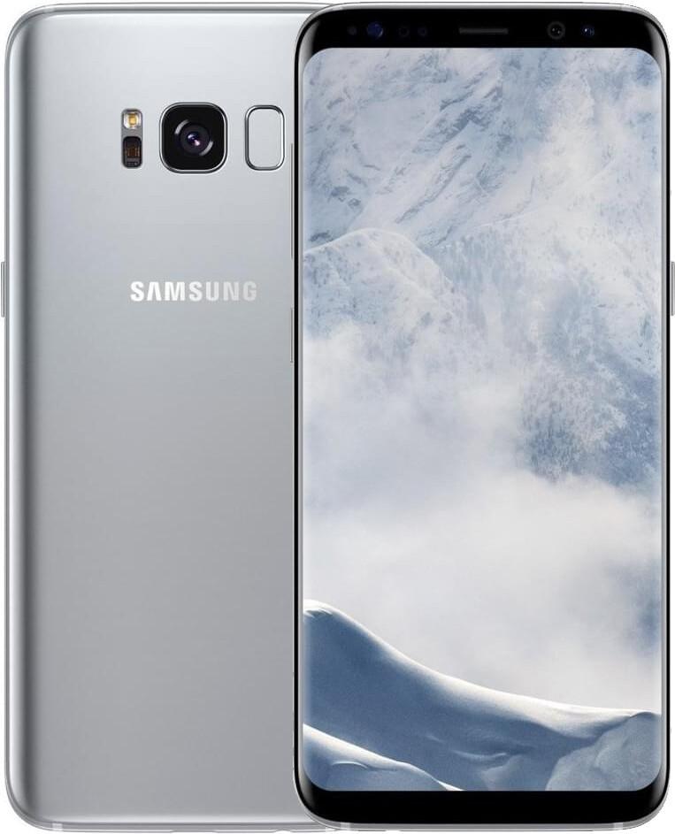 Смартфон Samsung Galaxy S8+ G955FD Duos 64Gb Silver Seller Refurbished