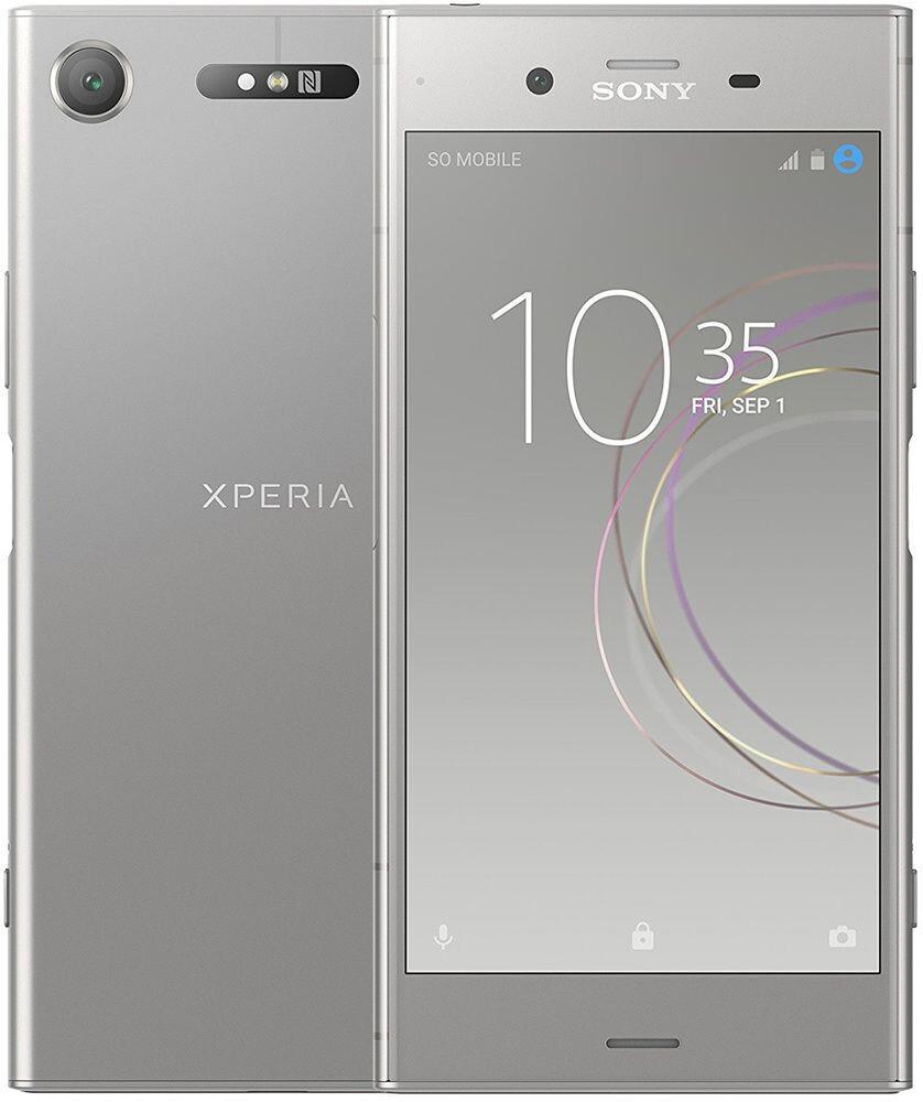 Смартфон Sony Xperia XZ1 4/64Gb Silver (G8341) Seller Refurbished