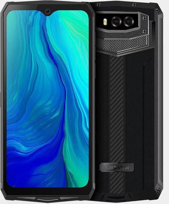 Захищений телефон Blackview BV9100 black протиударний водонепроникний смартфон