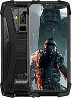 Захищений телефон Blackview BV9700 Pro black протиударний водонепроникний смартфон, фото 1