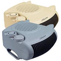 Тепловентилятор электрический для дома. Три режима: холодный/теплый/горячий - MR-921