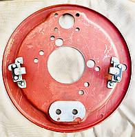 Щит або диск опорний ПАЗ-3205 переднього гальма лівий КААЗ original/ 16.3501011-50