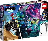 Детский Конструктор Lego Hidden Side Пляжный багги Джека 70428, фото 1