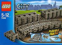 Детский Конструктор LEGO City Гибкие колеи 7499, фото 1