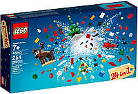 Lego Iconic Різдвяні Ідеї 24 в 1 40253, фото 1