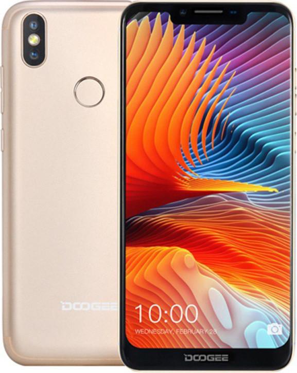 Смартфон Doogee BL5500 Lite 2/16Gb Gold