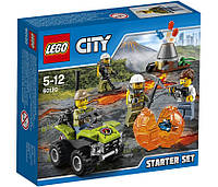 LEGO City Вулкан: стартовый набор 60120, фото 1