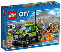 LEGO City Розвідувальний вантажівка дослідників вулканів 60121, фото 1