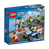 Lego City Набор для начинающих «Полиция» 60136, фото 1