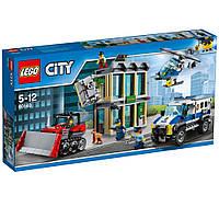 Lego City Ограбление на бульдозере 60140, фото 1