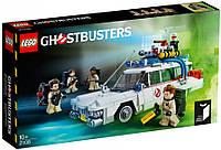 Lego Ideas Автомобиль охотников за привидениями Экто-1 21108, фото 1