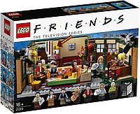Детский Конструктор Lego Ideas Друзья Центральный парк Кафе Друзей 21319, фото 1