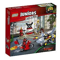 Lego Juniors Ниндзяго: Нападение акулы 10739