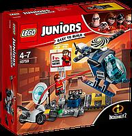 Lego Juniors Еластику: Гонитва на даху 10759, фото 1