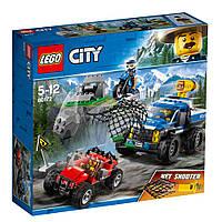 Lego City Погоня на грунтовой дороге 60172, фото 1