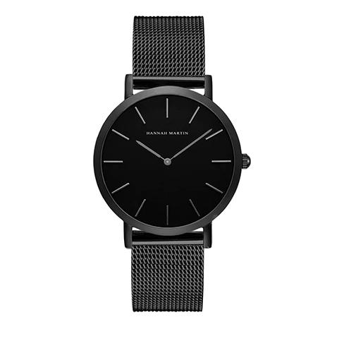 Часы Hannah Martin (black) - гарантия 12 месяцев