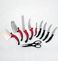 Набор кухонных ножей Contour Pro 10 предметов