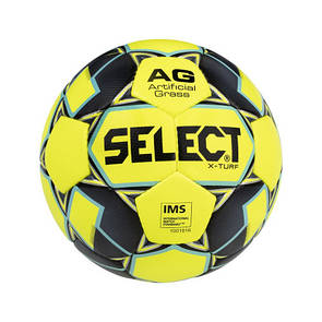 М'яч футбольний Select X-Turf (IMS) №5