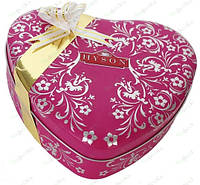Чай Хайсон Тайна Любви (розовое сердце) 150 гр