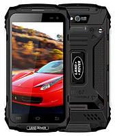 Защищенный телефон  Land Rover X2 Max (Guophone X2) black противоударный водонепроницаемый смартфон