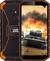 Защищенный телефон  Land Rover XP9800 (Guophone XP9800) orange противоударный водонепроницаемый смартфон, фото 1