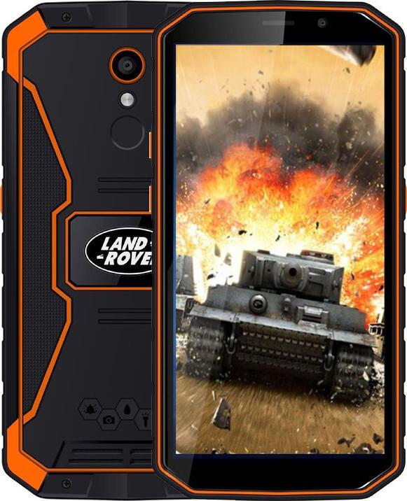 Защищенный телефон  Land Rover XP9800 (Guophone XP9800) orange противоударный водонепроницаемый смартфон